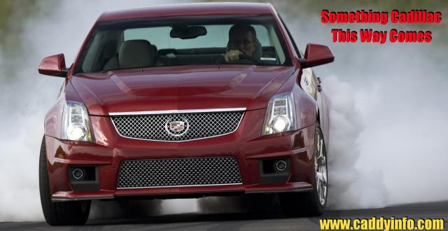 2009 Cadillac CTS-V Supercharged Performance